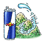 Red Bull Regional ingredients Icon